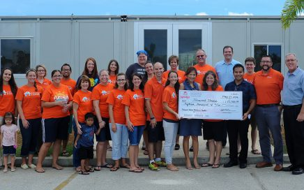Harvest House Donation