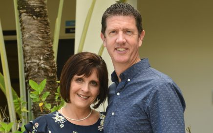 Pastor Gary and Faith Walton