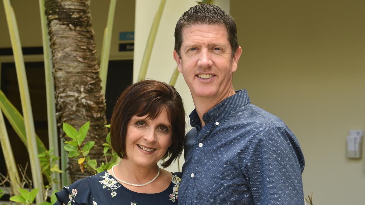 Pastor Gary and Faith Walton