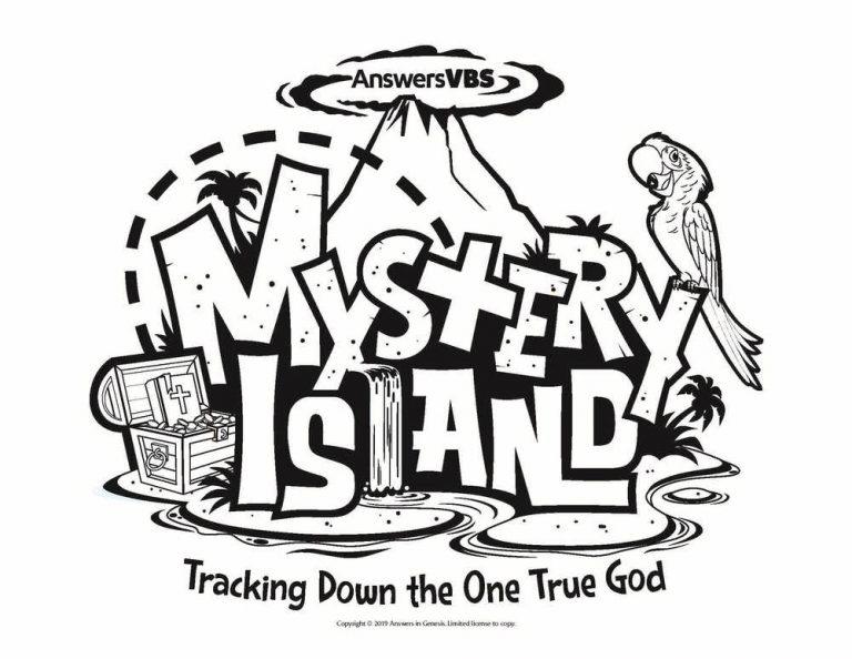 Mystery Island Contest
