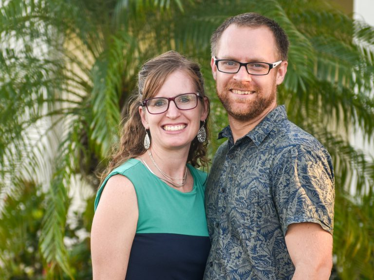 Pastor Bryan Lenartz