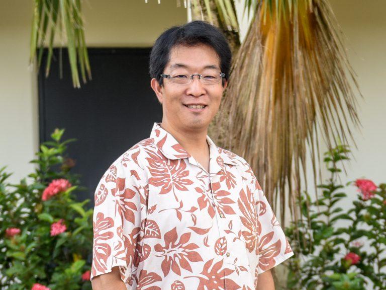 Pastor Yoh Shirato