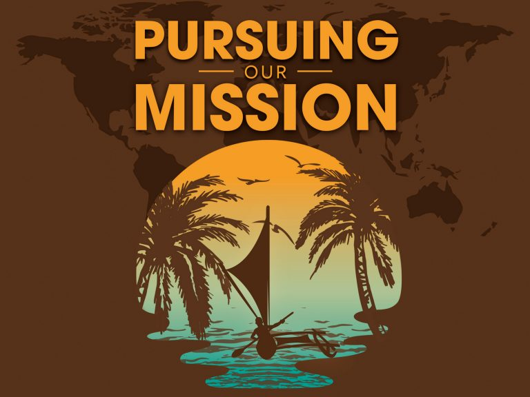 Pursuing Our Mission Series