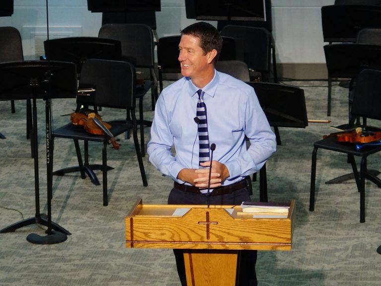Pastor Gary Walton