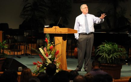 Pastor Marty Herron